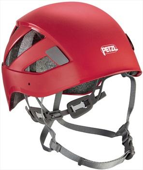Petzl Boreo Via Ferrata/Rock Climbing Helmet, S/M Raspberry