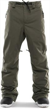 thirtytwo Wooderson Snowboard/Ski Pants, L Army 2020