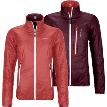 Ortovox Womens (Sw) Piz Bial Women's Insulated Jacket, Uk 10 Blush