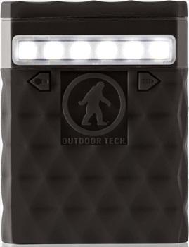 Outdoor Tech Kodiak 2.0 Portable Battery Pack & Charger, 6000 MAh