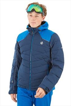 Dare 2b Maxim Ski/Snowboard Jacket, M Admiral Blue/Oxford Blue