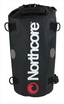 Northcore 40 Litre Dry Bag, 40L Black/White