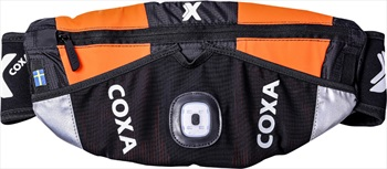 Coxa Carry WR1 Waist Bag Running Hydration Pack, M/L Orange