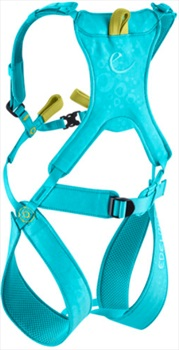 Edelrid Fraggle III Kid's Full Body Harness, XS Ice Mint
