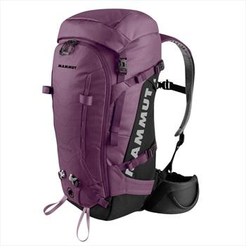 Mammut Trea Spine 50 Women's Trekking/Hiking Backpack 50L Galaxy Black