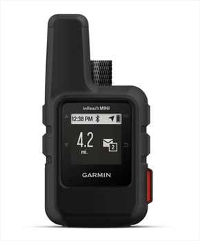 Garmin InReach Mini Compact Satellite Communicator, Black