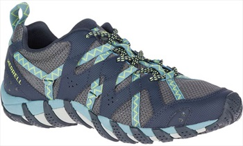 Merrell Waterpro Maipo 2 Women's Walking Shoes, UK 4 Navy Smoke