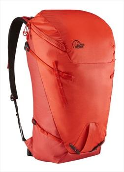 Lowe Alpine Renegade 28 Climbing Backpack, 28L Fire