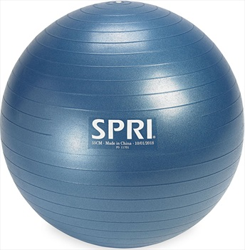 SPRI Performance Anti-Burst Balance Ball, S Blue