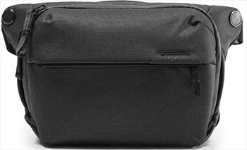 Peak Design Everyday Sling 3L V2 Travel Shoulder Bag, 3L Black