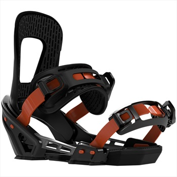 Switchback Smith Snowboard Binding, M-XL 2020