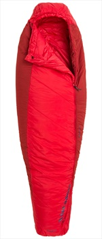 Big Agnes Picket SL 30 PrimaLoft® Stretch Sleeping Bag Long Red LH Zip