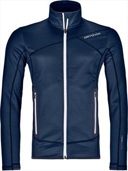 Ortovox Jacket Merino Fleece, L Dark Navy