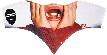 Airhole Standard Snowboard/Ski Face Mask, M/L McCallister - Home Alone