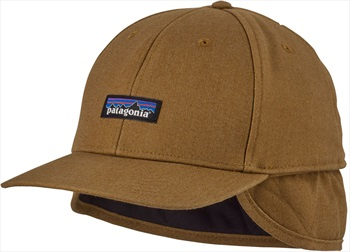 Patagonia Tin Shed Cap Insulated Winter Hat, L/XL Coriander Brown