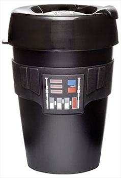 KeepCup Star Wars Original Reusable Coffee Cup, 340ml/12oz Darth Vader