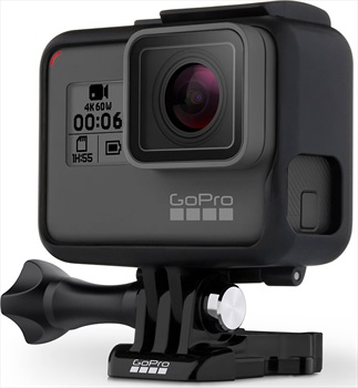 GoPro Hero 6 Action Camera With Free 16GB Memory Card
