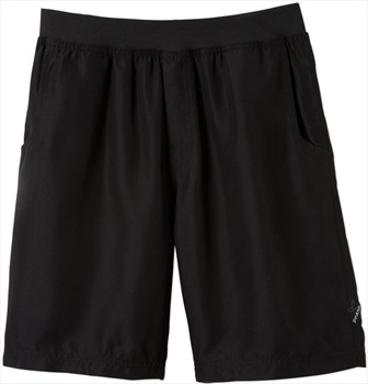 "Prana Mojo Bouldering/Rock Climbing Shorts, Small - 30""-31"" Black"