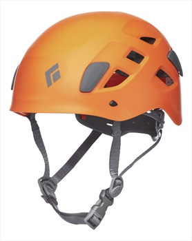 Black Diamond Half Dome Rock Climbing Helmet, S-M BD Orange