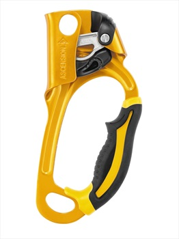 Petzl Ascension Ascender, RIGHT, Yellow