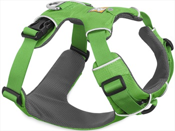 Ruffwear Front Range Dog Walking Harness L/XL Meadow Green