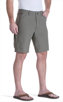"Kuhl Renegade Shorts UPF Protective Shorts, 32"" Khaki"