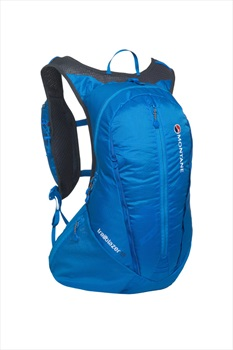 Montane Trailblazer Lightweight Trekking Backpack, 18L Electric Blue