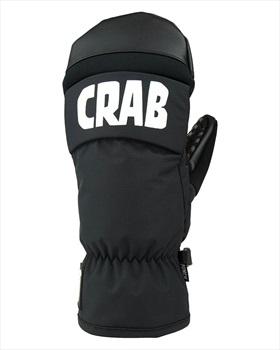 Crab Grab Punch Snowboard / Ski Mitts, M Black