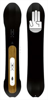 Bataleon The One E.S. Hybrid 3BT Camber Snowboard, 162cm 2020