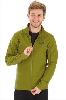 Patagonia Nano Air Light Hybrid Men's Synthetic Jacket, S Herb Green