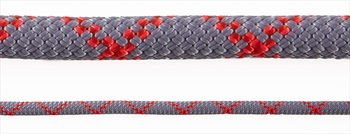 Mammut Infinity Protect Rock Climbing Rope, 80m X 9.5mm Shark/Pink