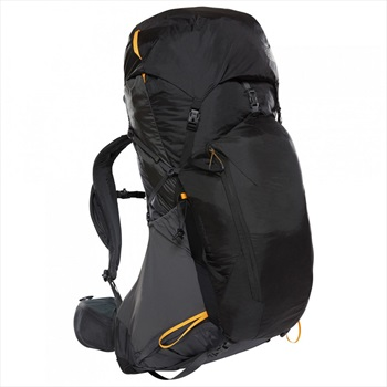 The North Face Banchee 50 L/XL Hiking Backpack, Grey/TNF Black