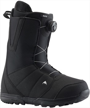 Burton Moto BOA Men's Snowboard Boots, UK 14 Black 2020