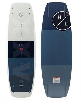 Hyperlite Murray Pro Boat Wakeboard, 144 White Blue 2020