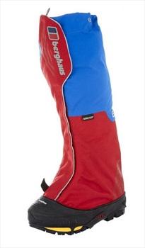 Berghaus Yeti Extrem Pro III Alpine Boot Gaiter, M Blue/Red