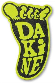 Dakine Shakasquatch Snowboard Stomp Pad Traction Mat Black/Citron