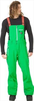 Picture Harvest Bib Ski/Snowboard Pants, M Green