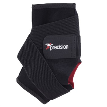 Precision Neoprene Ankle Support With Strap XL Black