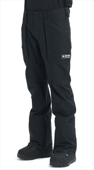 Burton Southside Slim Snowboard/Ski Pants, M True Black 2020