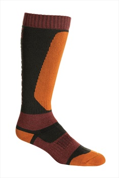 686 Bruiser Sock 3-Pack Ski/Snowboard Socks, One Size Multi