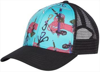 Black Diamond BD Trucker Hat Baseball Cap, OS Gear Print Graphic