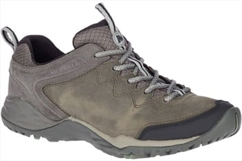Merrell Siren Traveller Q2 Leather Women's Walking Shoes UK 4 Grey