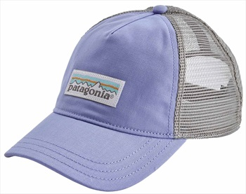 Patagonia Women's P-6 Label Layback Trucker Hat, OS Light Violet Blue
