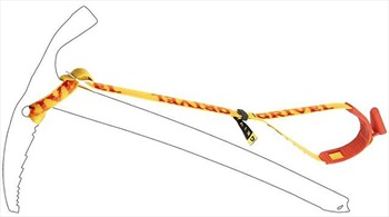 Grivel Long Leash Ice Axe Leash With Tip Protector, One Size