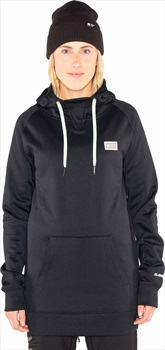 Armada Parker Womens Pullover Tech Hoodie, M All Black