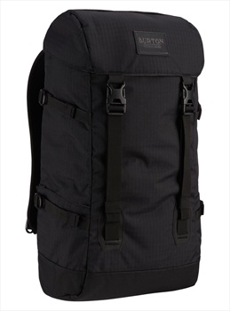 Burton Tinder 2.0 Backpack Rucksack, 30L True Black Triple Ripstop