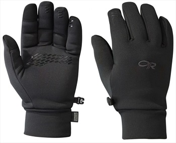 Outdoor Research PL 400 Sensor Glove Warm Fleece Lined, XL Black