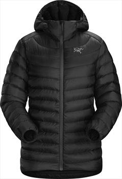 Arcteryx Cerium LT Hoody Women's Down Insulated Jacket S Black