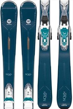 Rossignol Nova 4 CA Xpress W 10 Women's Skis, 146 Blue/White 2020