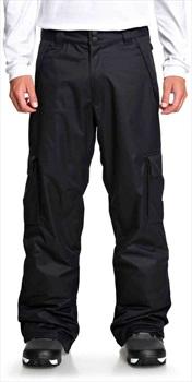 DC Banshee Ski/Snowboard Pants, S Black 2020
